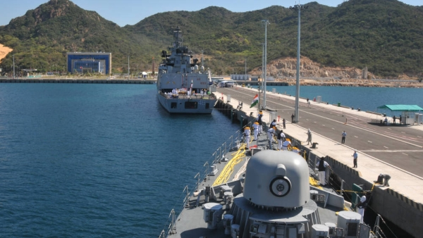 Much To China's Displeasure, India To Hold First-Ever Naval Exercise With Vietnam Next Week