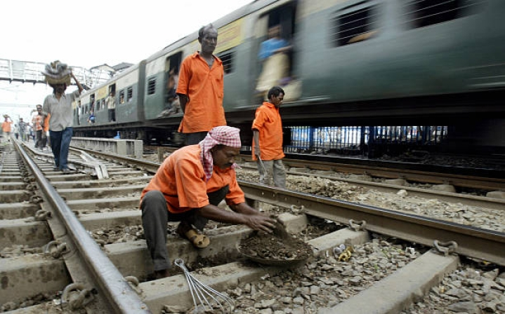 Indian Railways' Safety Drive Picks Up Speed, Over 4,400 Km Of Tracks Underwent Upgrade In 2017-18
