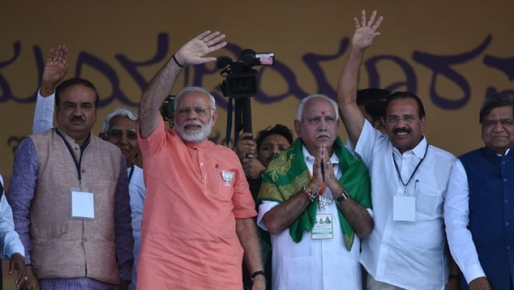 BJP's Karnataka Manifesto Seeks To Erase Party's Hindi Belt Image, Grow Kannada Roots
