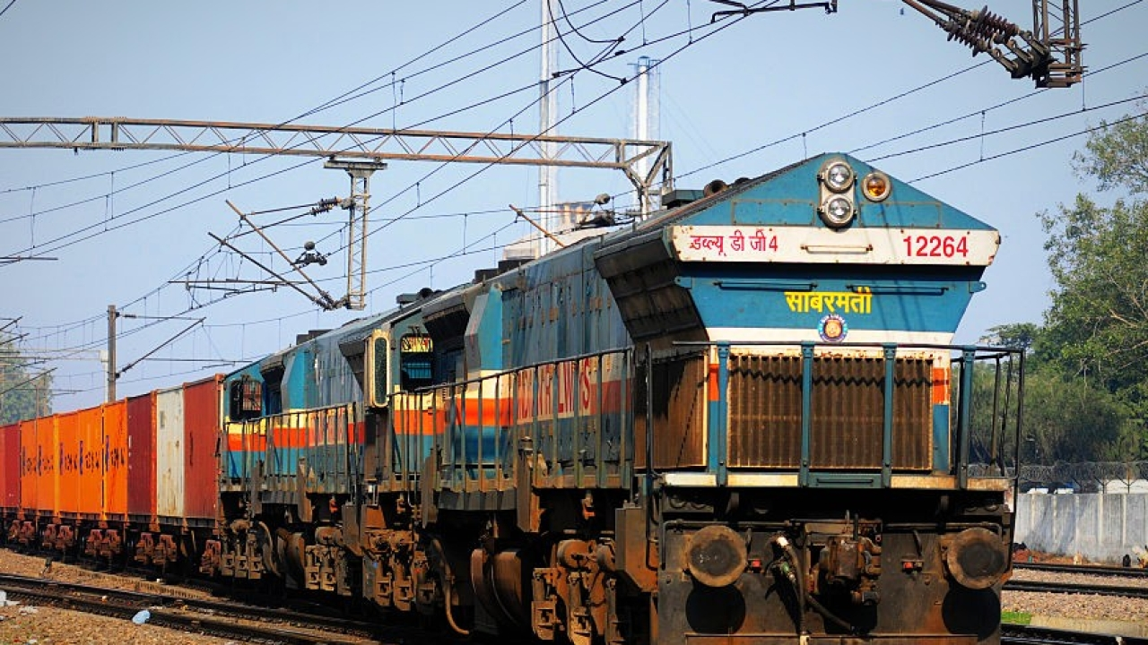North-East Economy To Get A Boost With First Parcel Cargo Train To Guwahati Set To Be Launched Tomorrow