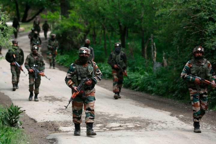 Centre Announces An End To Ramzan Ceasefire In Jammu And Kashmir