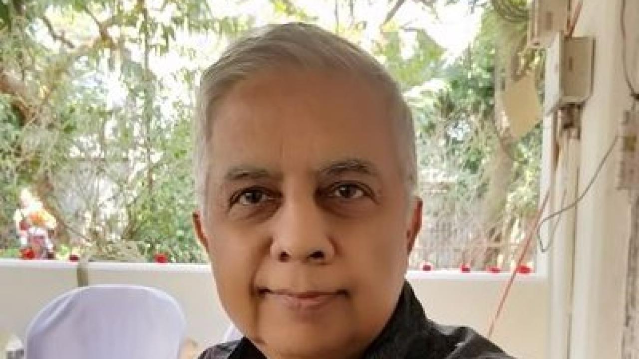 N Shekar, President, Aerospace Industry Development Association. (Twitter)