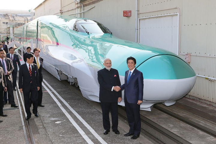 Full Speed Ahead: India Is Trying To Complete  Bullet Train Project Ahead Of Schedule, Says Piyush Goyal