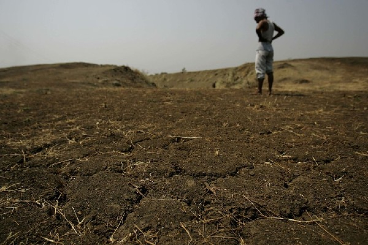 Data do not support the thesis that farmer suicides are particularly unusual in a country where poverty and distress of many kinds remain widespread problems. (Prasad Gori/Hindustan Times via Getty Images)