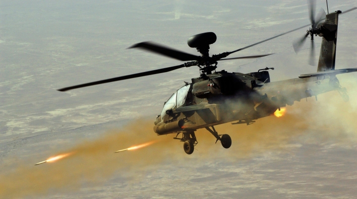 More Teeth Against Armoured Threats: US Approves Sale Of Six Apache Attack Helicopters To India