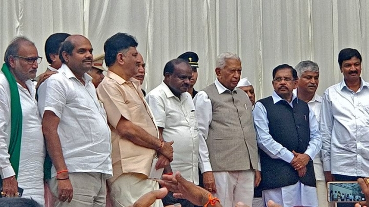 Rotation Plan: Congress' Karnataka Ministers To Face Shortened Tenure And Periodic Performance Tests
