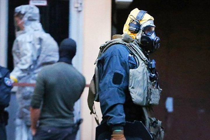 First Planned Biological Terror Act In Germany Foiled By Police; Islamist Plot Suspected