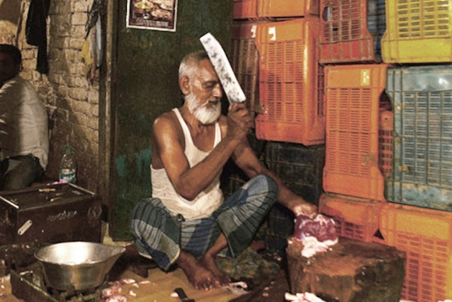 Meat And Liquor Ban In Mathura Towns Polarises Hindus and Muslims On Expected Lines