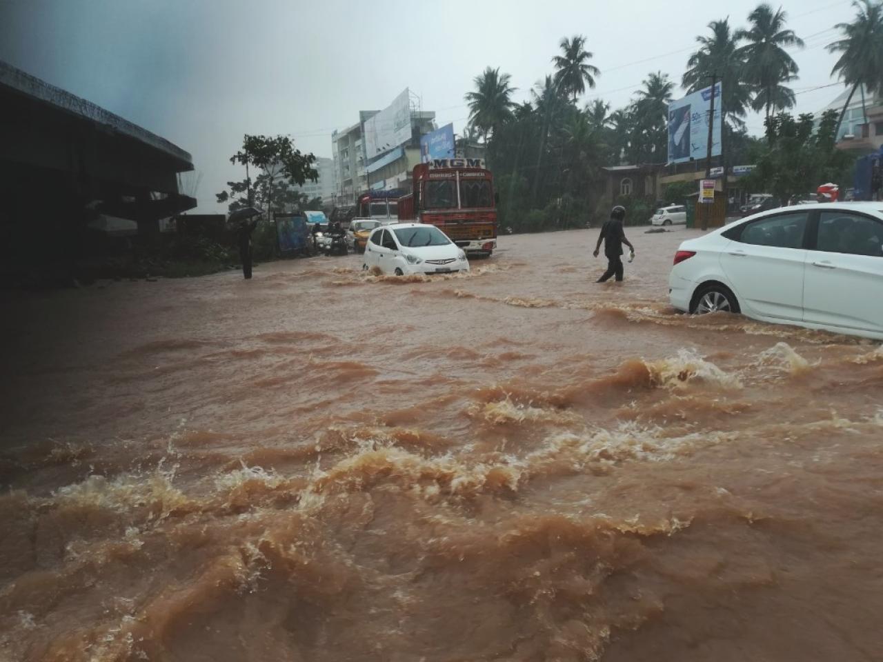 Flooding in Mangaluru