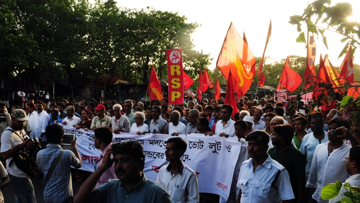 How Poll Violence Has 'Silenced'  A Hamlet In Bengal