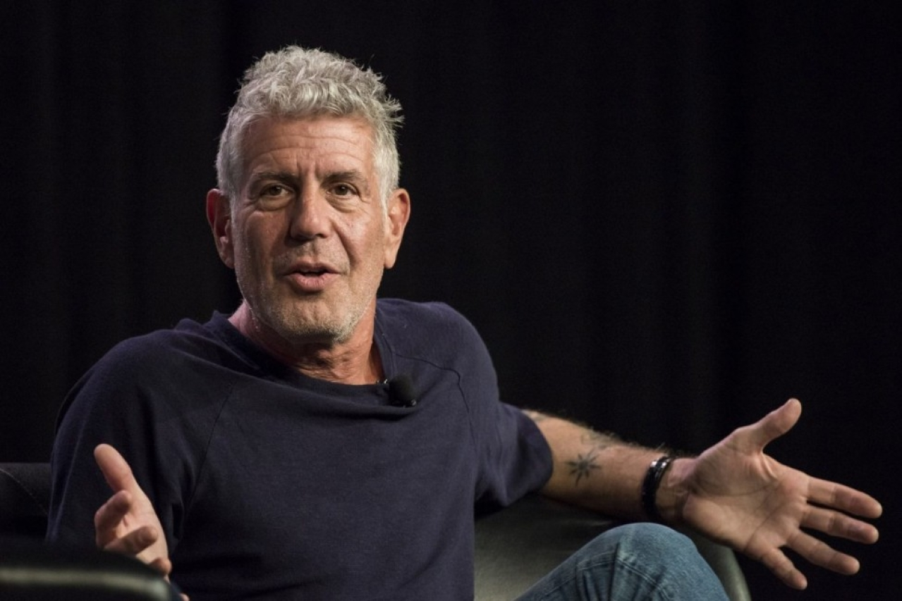 Anthony Bourdain: An All-American Success Story That Has ...