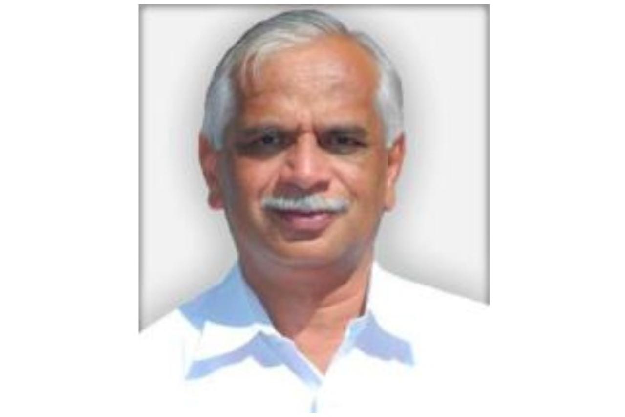 B N Vijaykumar. (Bharath12345/Wikipedia)