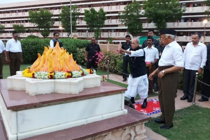 Why Pranab Mukherjee's 'Constitutional Patriotism' Is Fault-Ridden