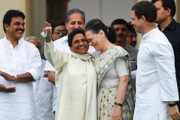 'Mahagathbandhan' Breaks Down In Madhya Pradesh: BSP Says Will Contest All 230 Assembly Seats By Itself