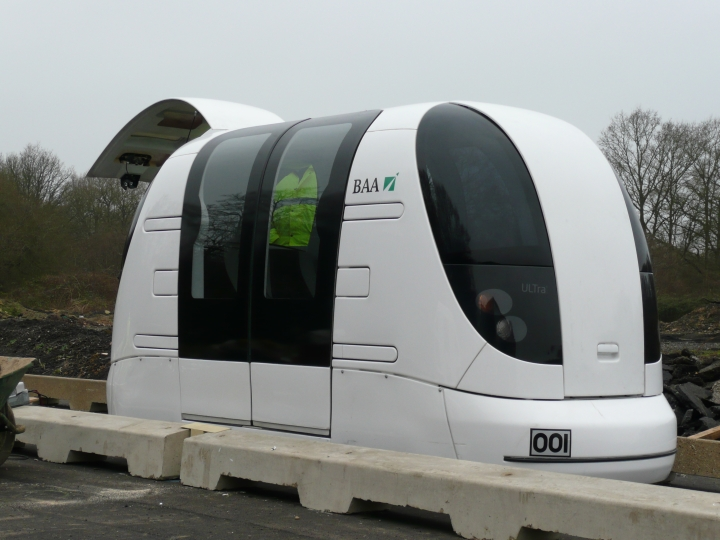 Bengaluru's Pod Taxi Plan Gains Steam, But At The Cost Of A Metro Line