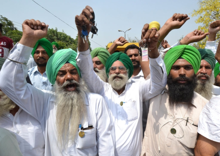 """Nationwide"" Farmers' Strike: Punjab Farmer Unions Choose Premature Call-Off"