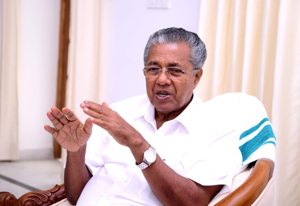 With Reports Of More Kerala Cops Languishing  As Orderlies Surface, CM Calls For Top Officials Meet Tuesday