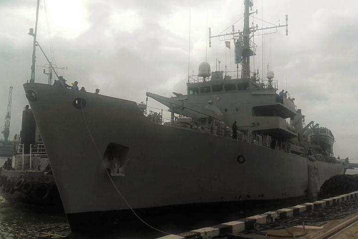 Operation Nistar: Indian Navy Rescues 38 Indians From Cyclone-Hit Socotra Island In Yemen