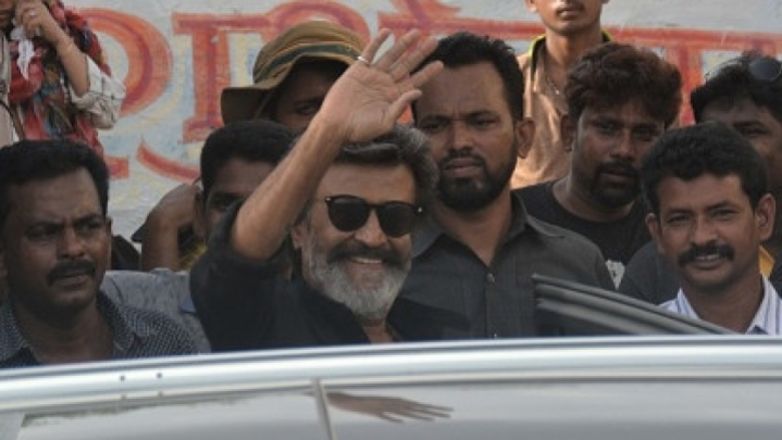 After His Plainspeak, Police Strengthen Security Outside Rajinikanth's House