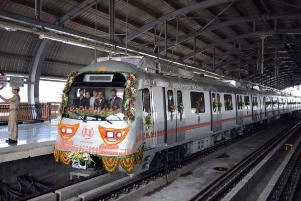 Reports Says That Jaipur Metro Was Built Using Inflated Numbers, Raises Question Of Feasibilty