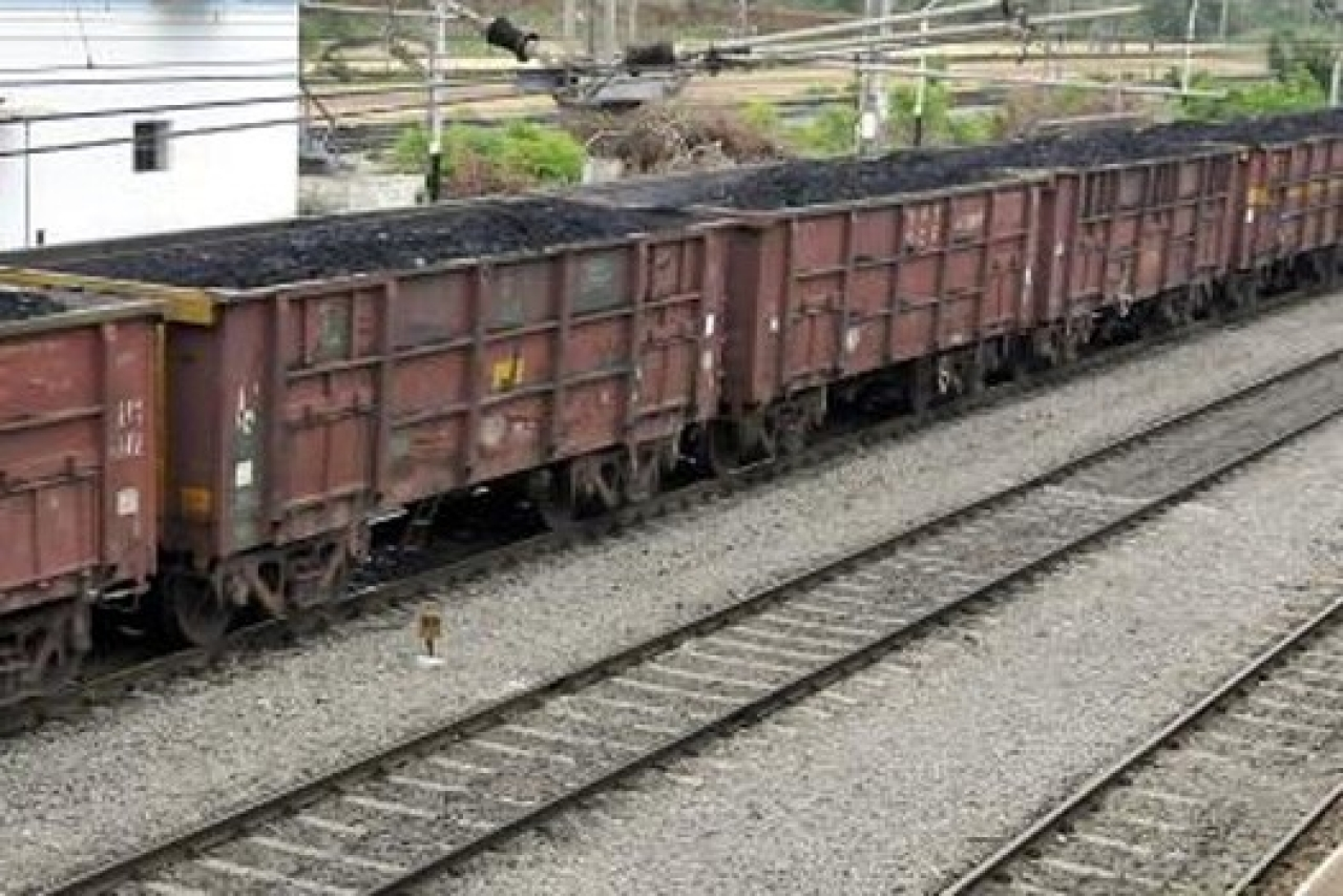 Coal traffic shows considerable increase. (The Financial Express)