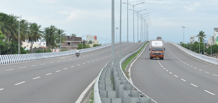 Not Just Chennai-Salem Expressway, Tamil Nadu To Get Eight More Greenfield Expressways