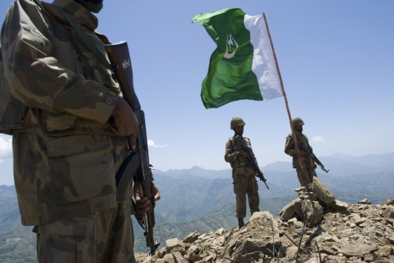 The FATF needs to re-examine its proposed action during the 15-month monitoring period is sufficient deterrence for Pakistan. (Pedro Ugarte-pool/Getty Images)