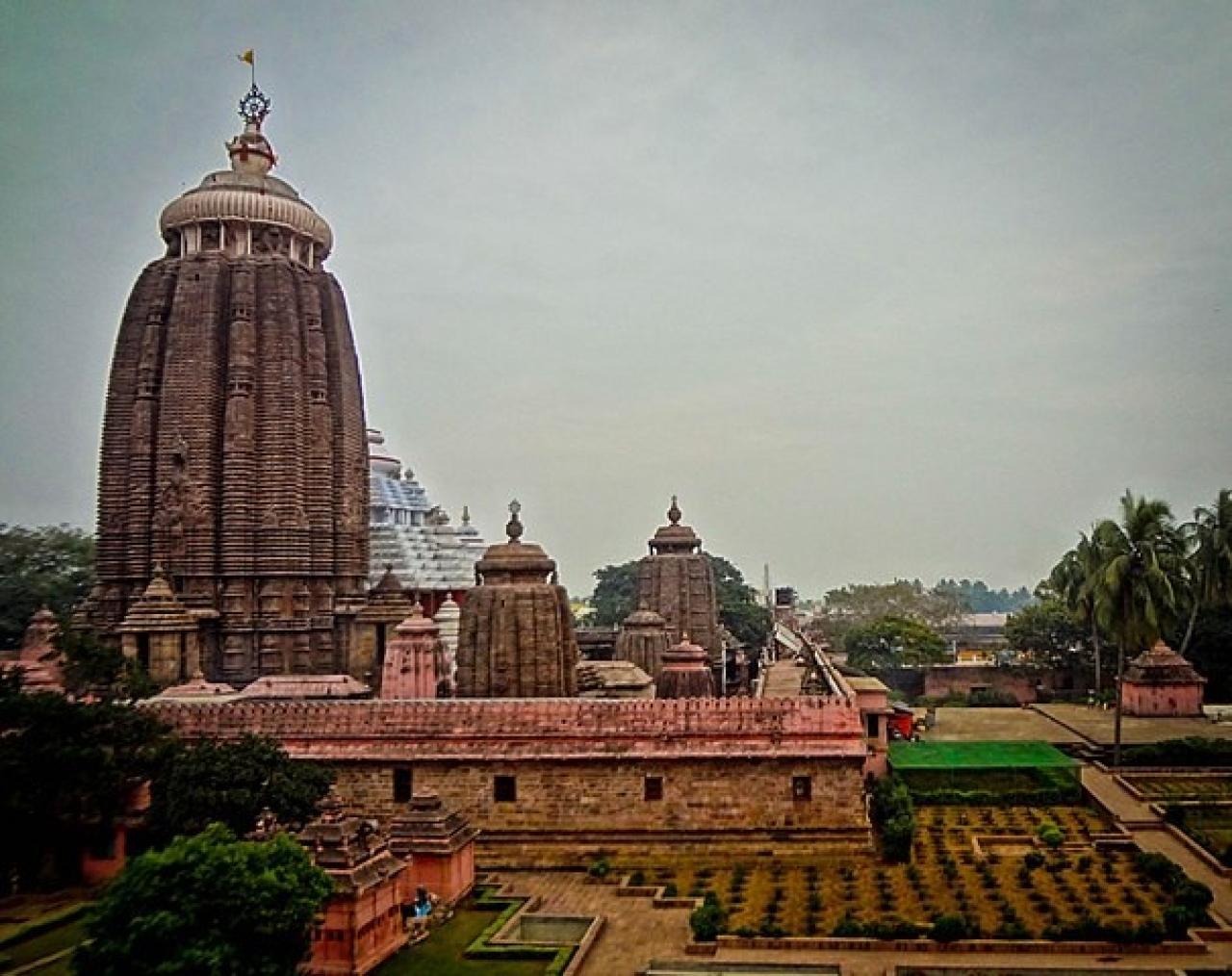 Jagannath Temple, Puri (Abhishek Barua/Wikimedia Commons)
