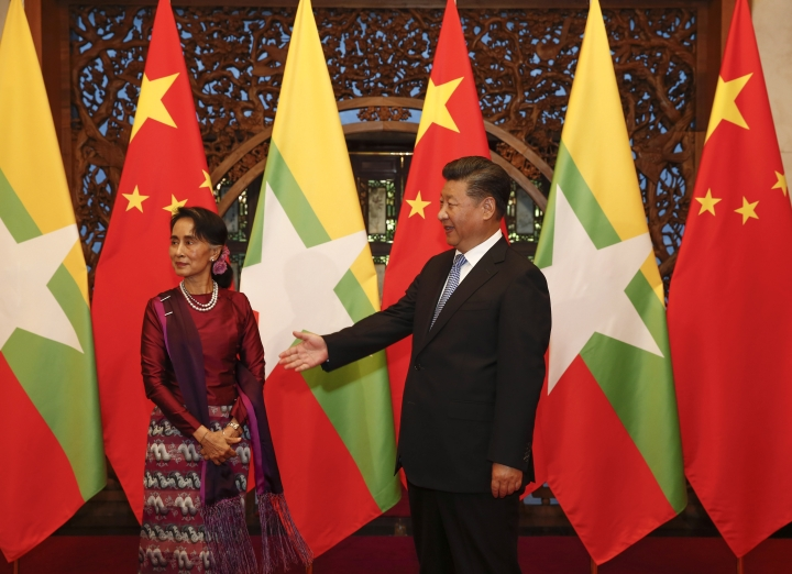 Myanmar To Follow Malaysia, Will Ask China To Downsize Port Project Under Its One Belt One Road  Initiative