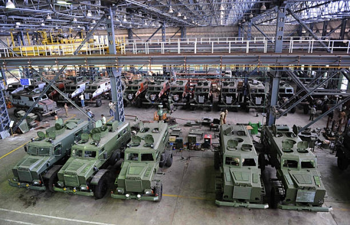 Defence Ministry Clears Key 'Strategic Partnership Model' Policy To Boost Indigenous Defence Manufacturing