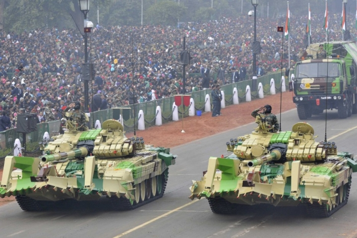 Make In India Gets A Boost As Defence Minister Hands Over Indigenous Battle Tank Engines To Army