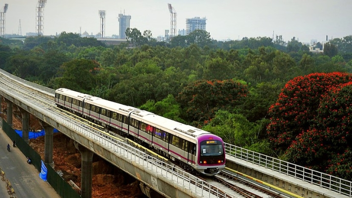Bengaluru: Over 500 Trees To Be Felled For Metro Lines, 100 To Be Translocated