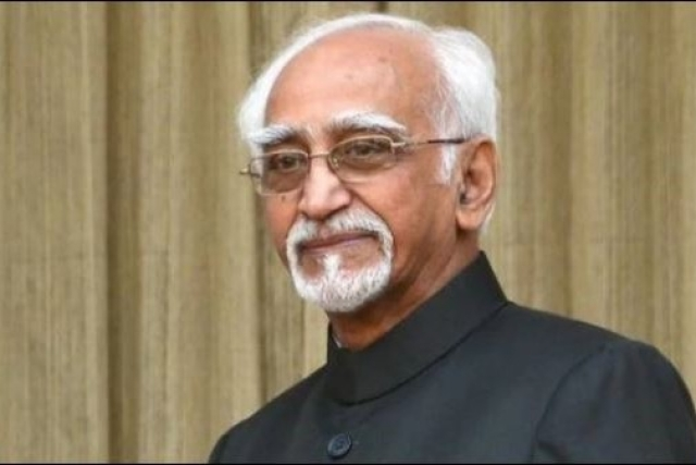 Ex-Vice-President Hamid Ansari's Tales Of  Muslim Victimhood: No Need For Dog-Whistles Now