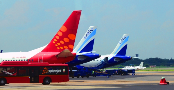 India Registers 18.3 Per Cent Growth In Domestic Air Traffic  In June