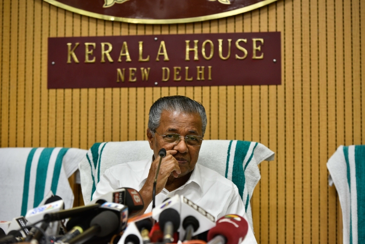 Kerala CM In The Dock As CBI Files Affidavit In SC Saying He Should Face Trial In Lavalin Corruption Scandal