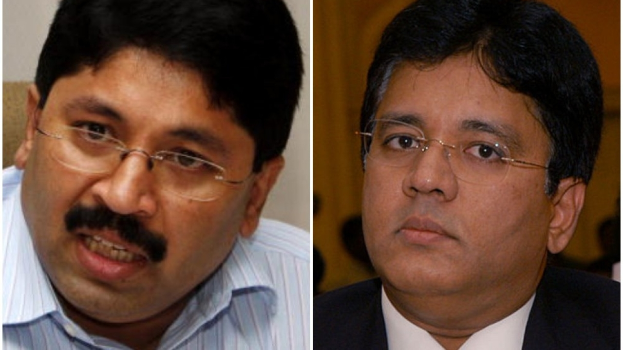 Madras HC directed special CBI court aside Maran Brothers