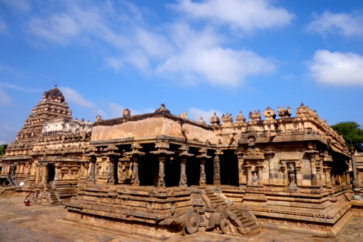 Swarajya Heritage Tours: A 'Ponniyin Selvan' Trail Of The Great Chola Temples Along The Kaveri Delta