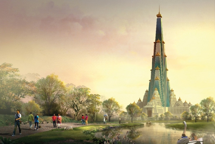Let A 100 New Temples Bloom