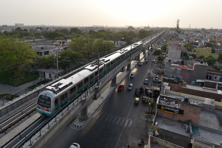 Delhi Metro In Trouble As NGT Pulls It Up For Using Groundwater From Unauthorised Borewells