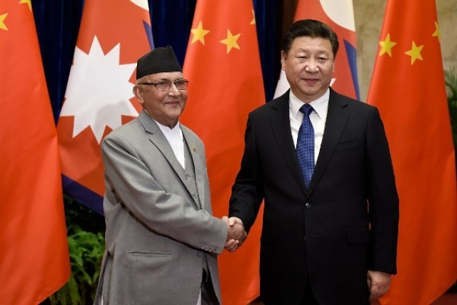 Why Nepal's Proposed Rail Link To Tibet  Will Put The Country On A Slippery Slope