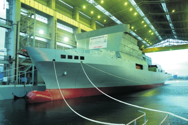 Wrapped In Secrecy Till Now, India's Indigenous Nuclear Missile Tracking Ship To Be Delivered In December