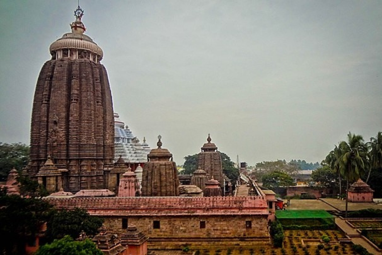 The Jagannath Temple in Puri. (Abhishek Barua/Wikimedia Commons)