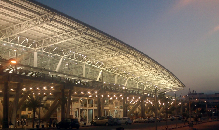 Work Begins On Rs 25 Billion Expansion At Chennai Airport; L&T Performs Bhumi Puja