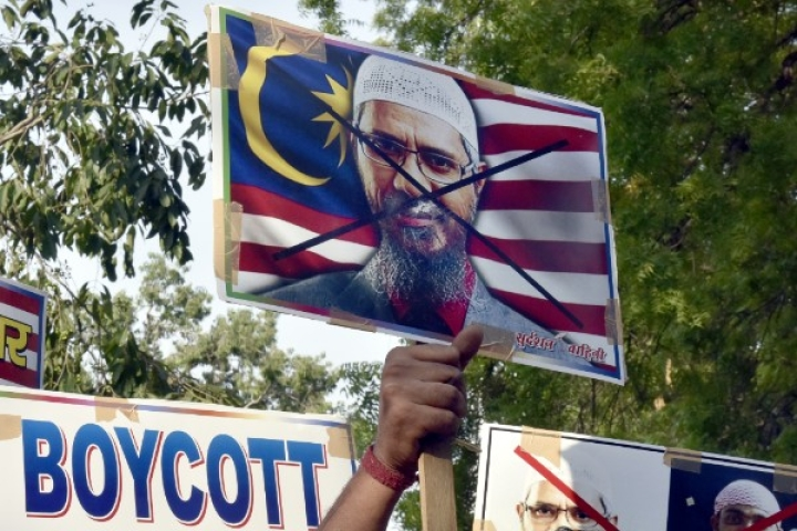 How India Can Coerce Malaysia Into Handing Over Zakir Naik