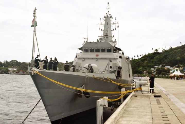 A Message To China? After Getting Military Access, India Sends Navy Ship To Strategic Indonesian Port