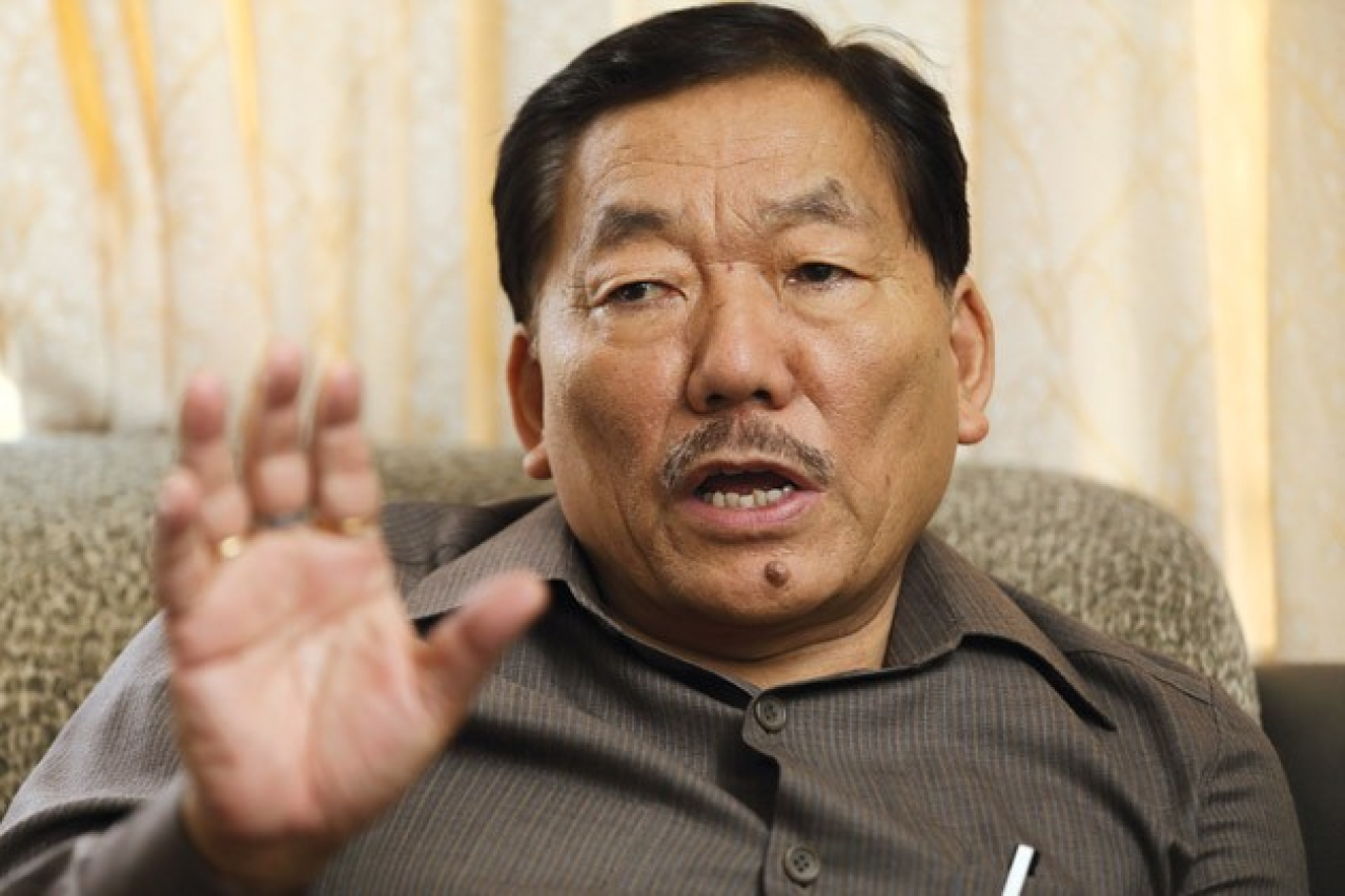 Sikkim Chief Minister Pawan Chamling. (GettyImages)