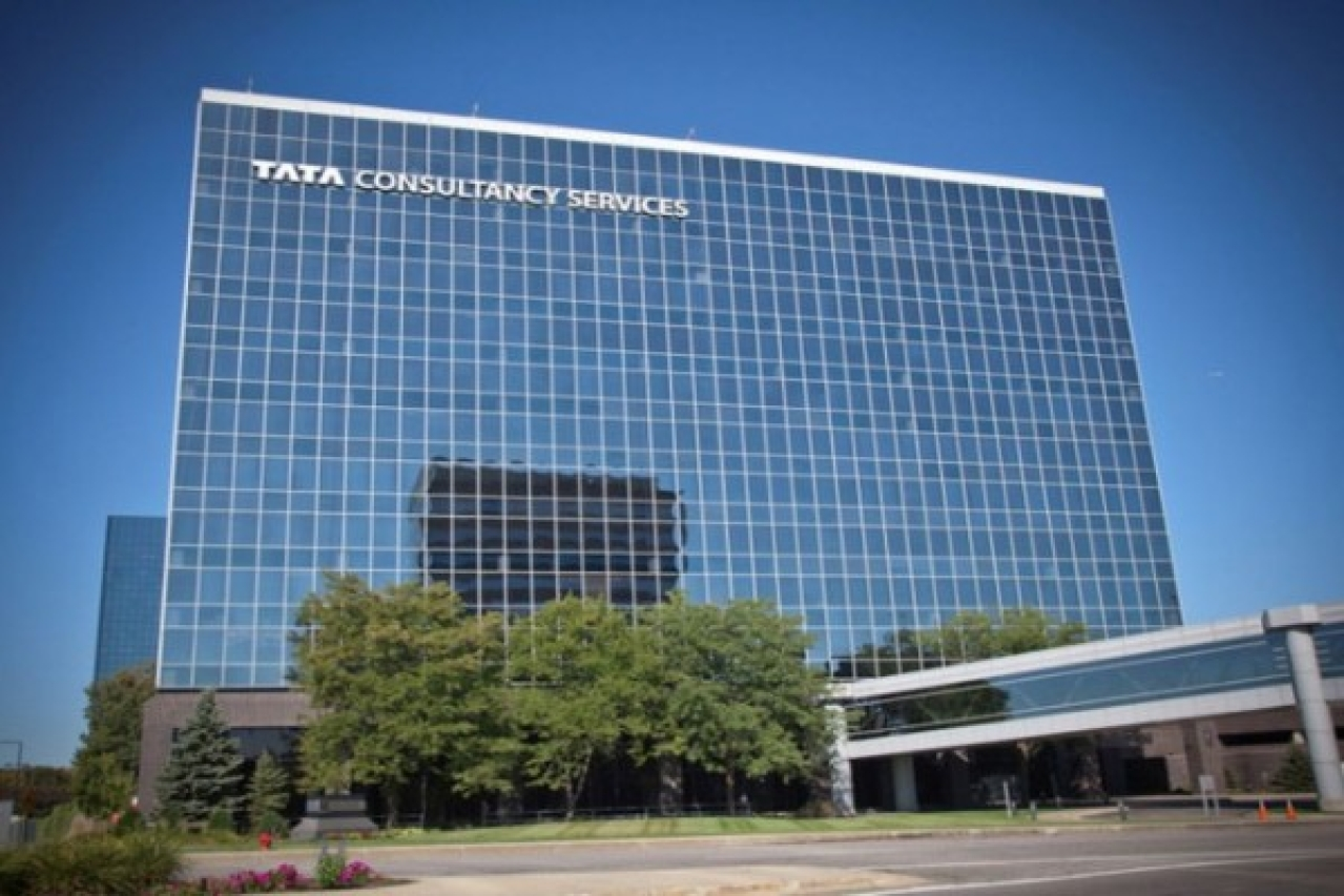 Tata Consultancy Services office