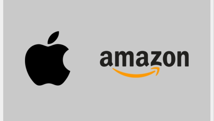 Apple And Amazon In A Tight Race To Touch $1 Trillion Market Cap