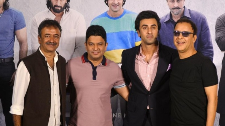 RSS Magazine Criticises 'Sanju' Filmmaker Rajkumar Hirani For Glorifying Sanjay Dutt
