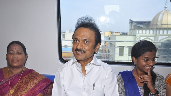 DMK Gets Back What It Gives, #GoBackStalin Trends On Twitter
